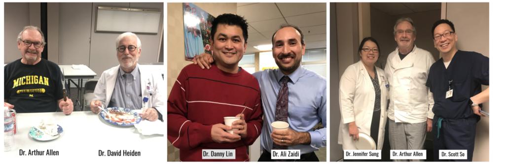 Pacific Eye Associates' Doctors